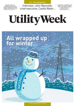 Utility Week 4th November 2016