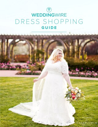 WeddingWire Dress Shopping Guide