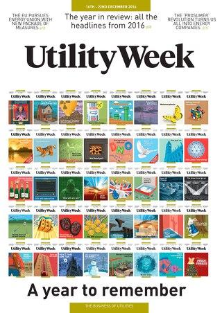 UTILITY Week 16th December 2016