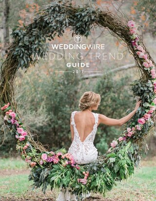 WeddingWire Wedding Trend Guide 2017