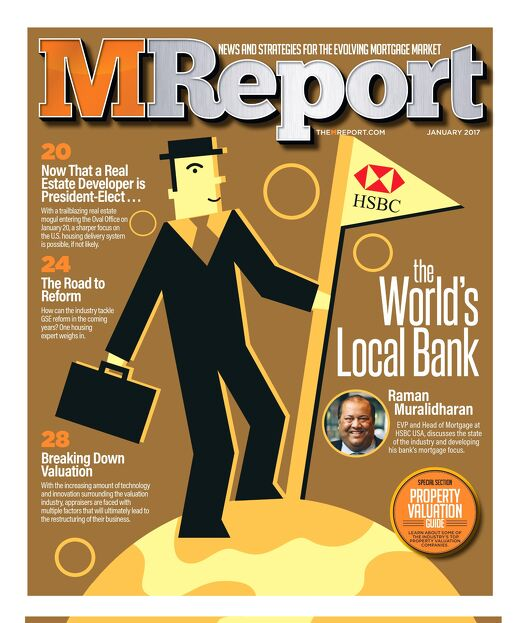 January 2017 - The World's Local Bank
