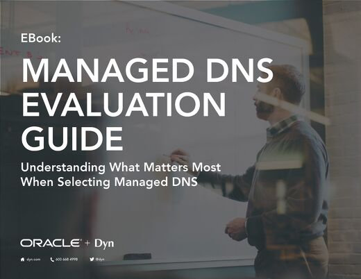 eBook: Managed DNS Evaluation Guide