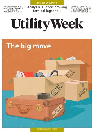 UTILITY Week 20th January 2017