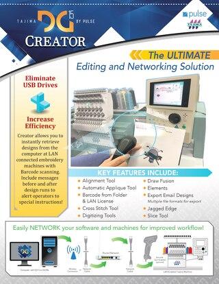 creator flyer