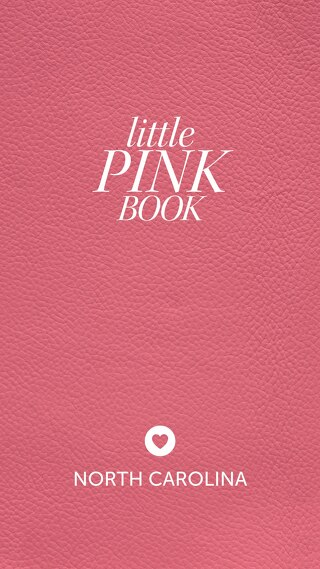 North Carolina Little Pink Book
