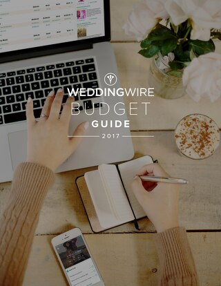 WeddingWire Budget Guide 2017