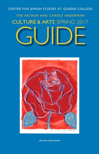 Jewish Studies Culture Guide Spring 2107