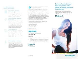 Spanish MaterniT 21 PLUS core patient brochure_Rep-1053-v1-0217