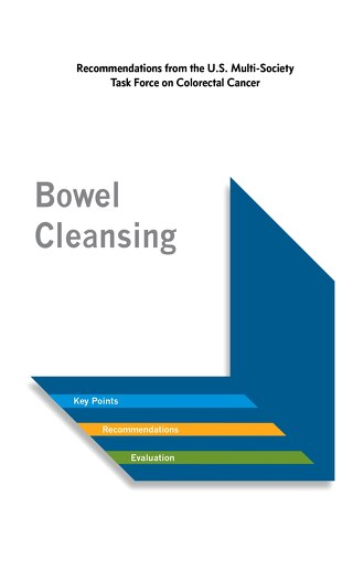Bowel Cleansing