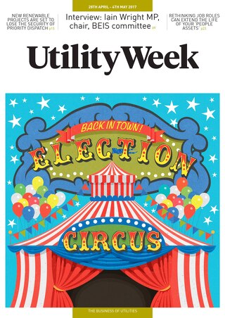 UTILITY Week 28th April 2017