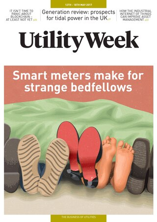 Utility Week 12th May 2017
