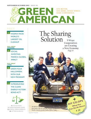 Green American #90, September/October 2012
