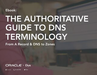 eBook: The Authoritative Guide to DNS Terminology
