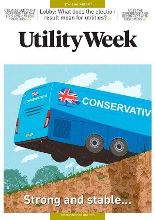 Utility Week 16th June 2017