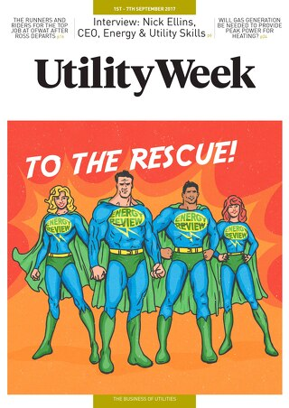 UTILITY Week 1st September 2017