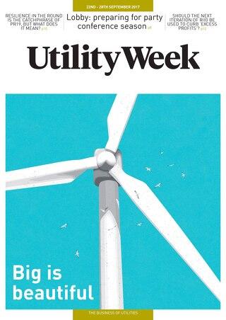 Utility Week 22nd September 2017