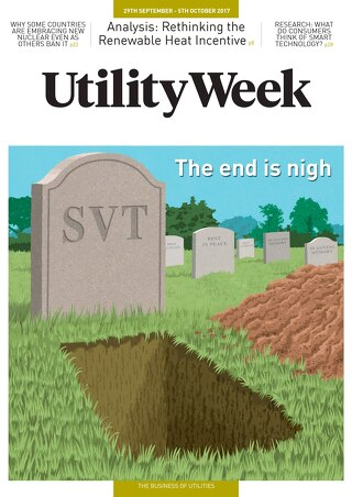 UTILITY Week 29th September 2017