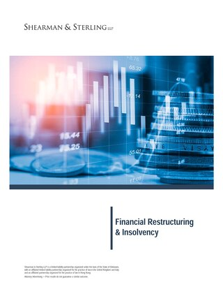 Financial Restructuring and Insolvency Global Brochure