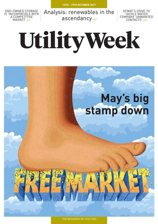 Utility Week 13th October 2017