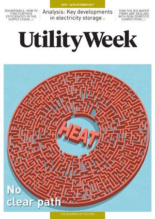 Utility Week 20th October 2017