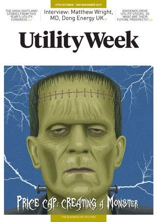 Utility Week 27 Oct