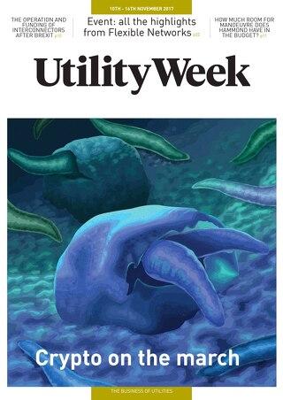 UtilityWeek 10th November 2017