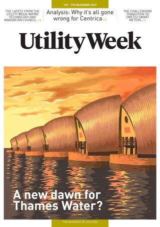 Utility Week 1st December 2017