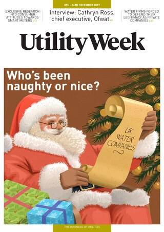 UtilityWeek 8th December 2017