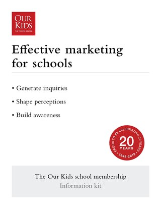 2018 School Membership Info Kit NR