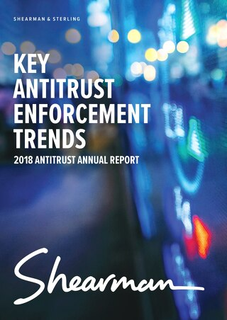 2018 Antitrust Annual Report