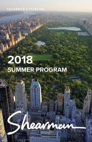 2018 Summer Associate Photobook