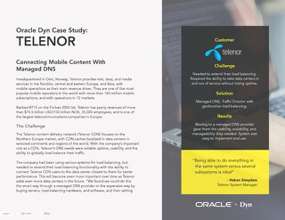 Case Study: Telenor
