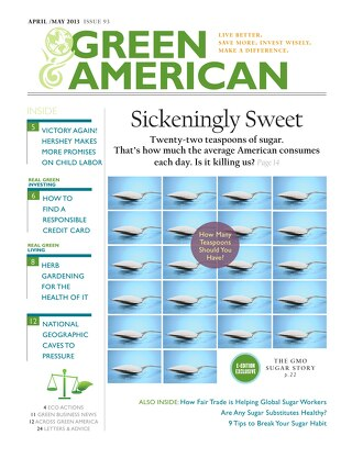 Green American #93, April-May 2013
