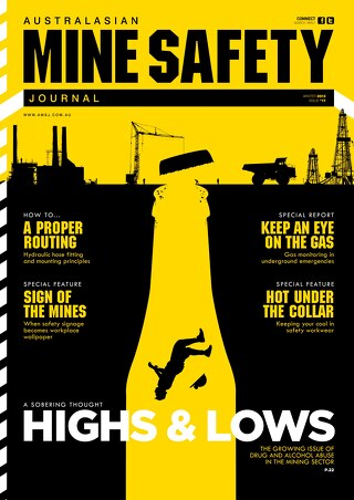 Australasian Mine Safety Journal Issue 17 Winter 2013