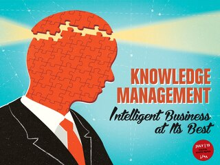 July 2013: Knowledge Management