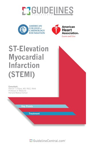 ST-Elevation Myocardial Infarction (STEMI) (ACCF Bundle)