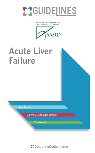 Acute Liver Failure (AASLD Bundle)
