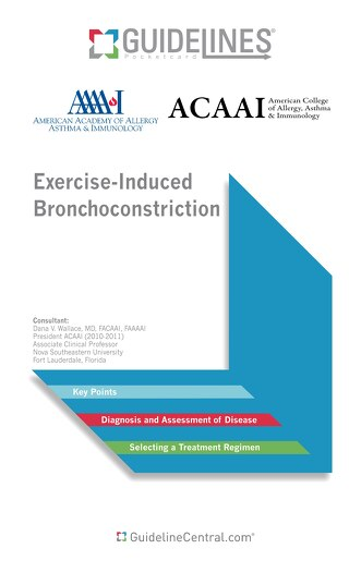 Exercise-Induced Bronchoconstriction (ACAAI/AAAAI Bundle)