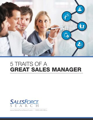 5 Traits of a Great Sales Manager