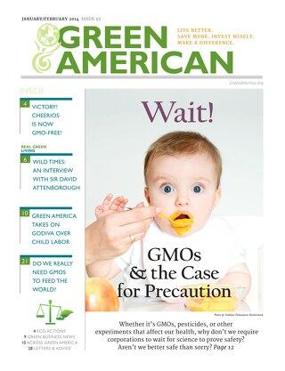 Green American #97, January-February 2014