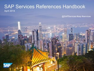SAP Services References Handbook