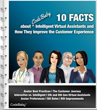 10 Facts about CodeBaby Intelligent Virtual Assistants and How They Improve the Customer Experience