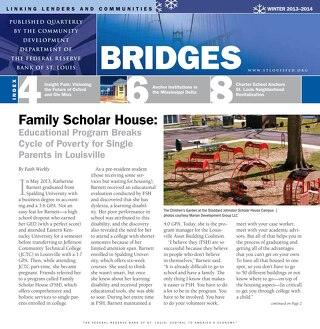 Bridges - Winter 2013-2014