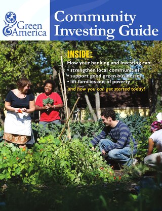 Community Investing Guide, March 2011