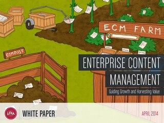 2014 April: Enterprise Content Management
