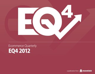 Ecommerce Quarterly (Q4 2012)