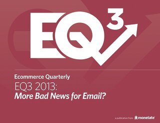 Ecommerce Quarterly (Q3 2013)