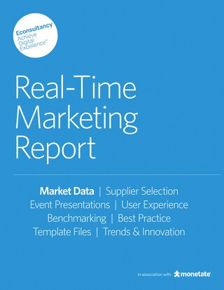 Real-Time Marketing Report