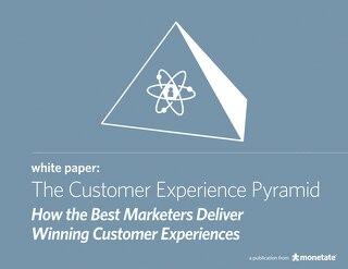 The Customer Experience Pyramid