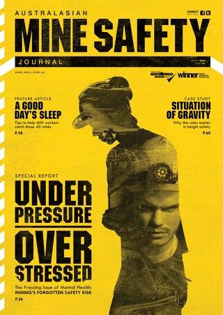 Australasian Mine Safety Journal Issue 21 Winter 2014